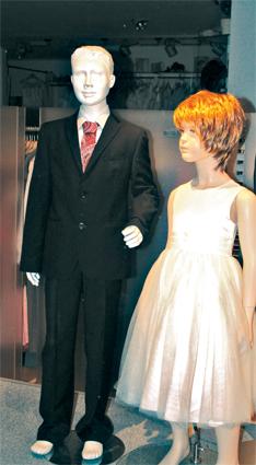 Braut Und Abendmode Lampe